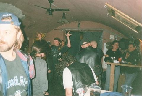 Die Harte Garage 2001