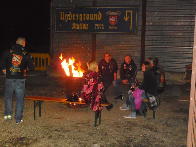 Motorrad - Ölmühle, Fotoalbum